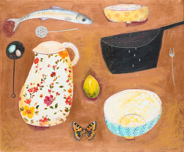 051 Spooning The Eggs By Natasha Morton Xopt